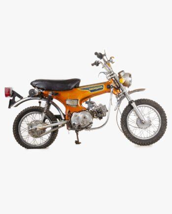 Honda ST 90 Trail Oranje 040218 PTX_5478
