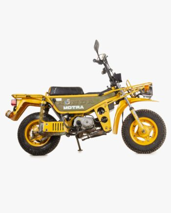 Honda ct 50 Motra yellow for sale 056185 PTX_5460