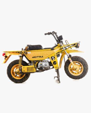 Honda ct 50 Motra geel 76943 PTX_5466