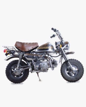 Honda Monkey Chrome Limited 1979 4km