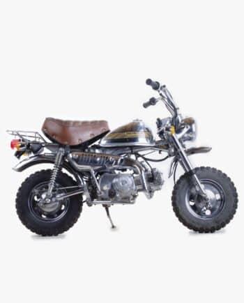 Honda Monkey Chrome Limited 4km