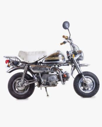 Honda Monkey Chrome Limited te koop