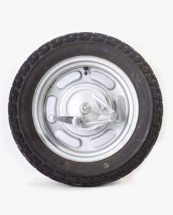 Honda Ape achterwiel
