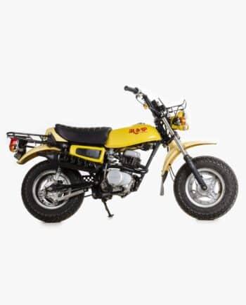 Honda CY80 R&P