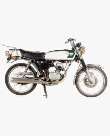Honda CB 50 Wit Groen 22534 PTX_8306