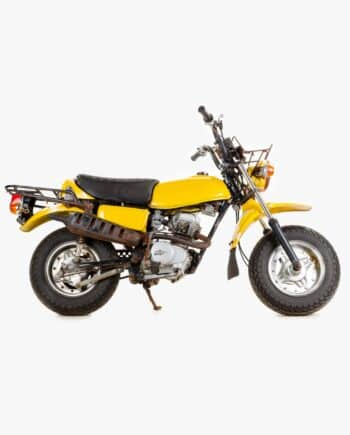 Honda CY50 R&P - 10796 km