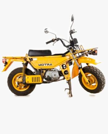 Honda Motra geel te koop