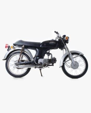 Honda Benley 50 Zwart 35504 PTX_0899