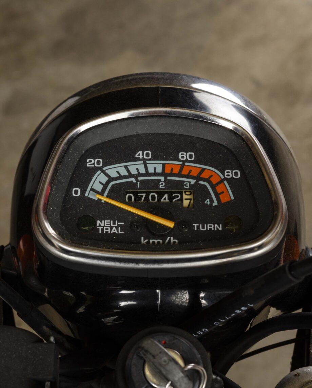 Honda Benly CD90 Zwart 7042PTX_1909
