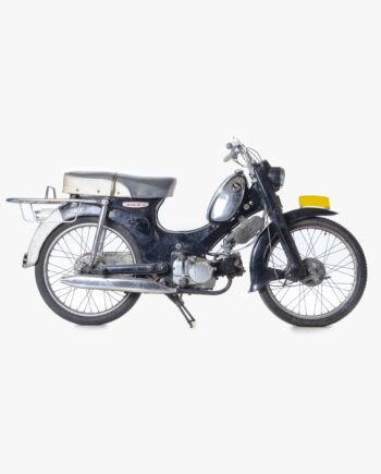 Honda C310 Zwart 29122 PTX_1498