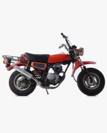 Honda CY50 Rood - 21979 km
