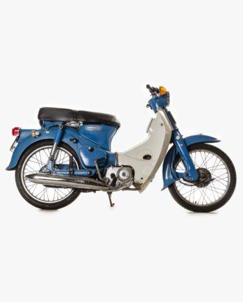 Honda C70 Blauw 3029 PTX_1910