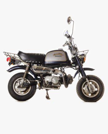 Honda Gorilla - 6685 km - https://fourstrokebarn.com