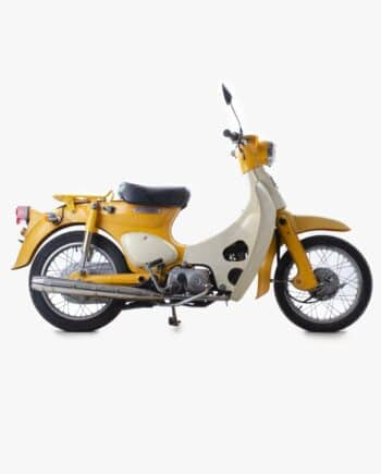 Honda LCub geel 16009 PTX_1167