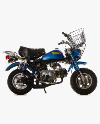 Honda Monkey Z50J2 - 1101 km - https://fourstrokebarn.com