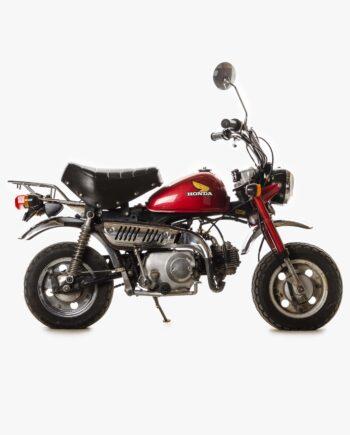 Honda Monkey Z50J2 Rood - 1355 km