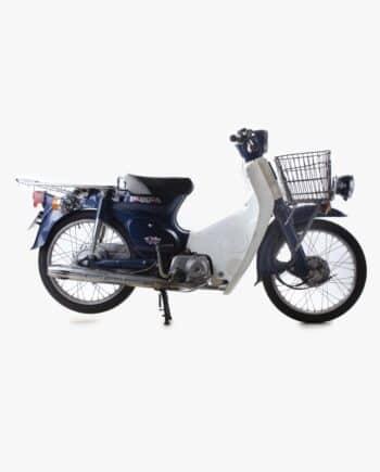 Honda Press cut 50 DX blauw 76831 PTX_1034