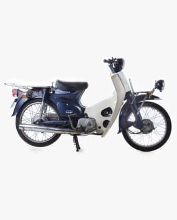 Honda Press cut 50 deluxe blauw 96465 PTX_1041