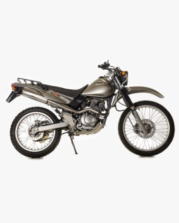 Honda SL230 Silver - 6977 km