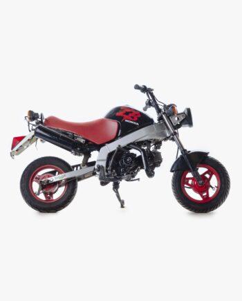Honda ZB50 zonder kenteken