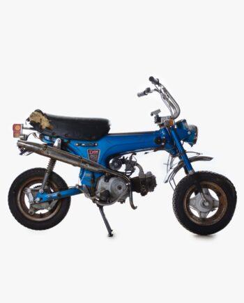 Honda Ape Rood-Wit - 16558 km
