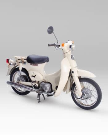 Honda little cub wit