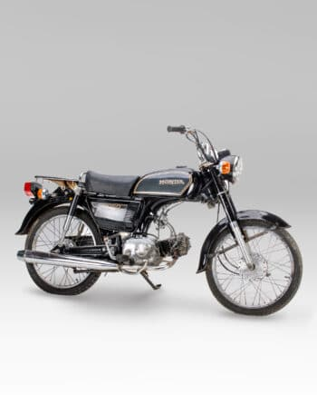 Honda CD50 benly - https://fourstrokebarn.com