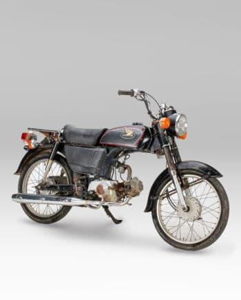 Honda CD50 benly km stand 59434
