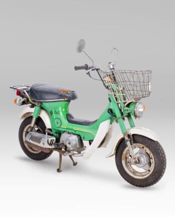 Honda Chaly groen