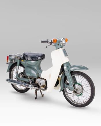 Honda Supercub 50 - https://fourstrokebarn.com