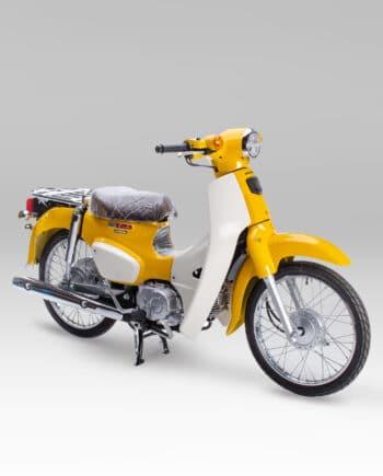 Honda Super cub - op bestelling leverbaar. - https://fourstrokebarn.com