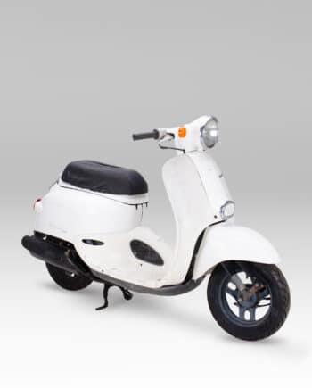 Honda giorcub white