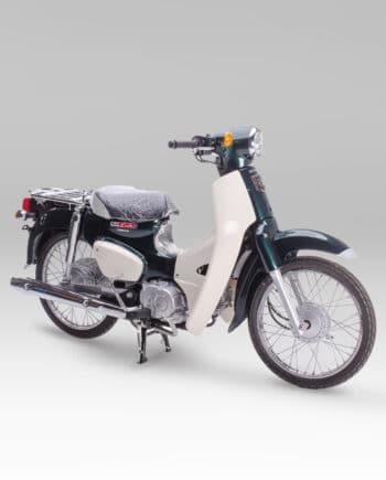 Honda Super cub - https://fourstrokebarn.com