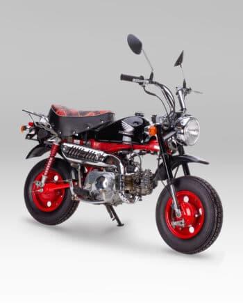 Honda Monkey - https://fourstrokebarn.com