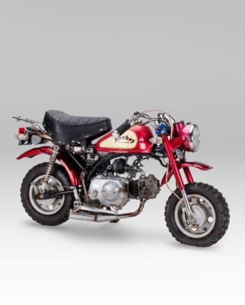 Honda monkey_cherry - https://fourstrokebarn.com