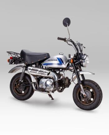 Honda Monkey Spencer - 5702 km - https://fourstrokebarn.com