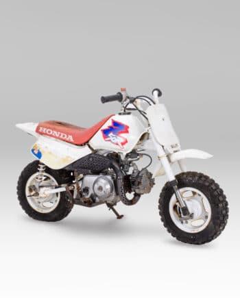Honda Z50R White