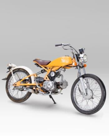 Honda Solo Yellow - 2592 km