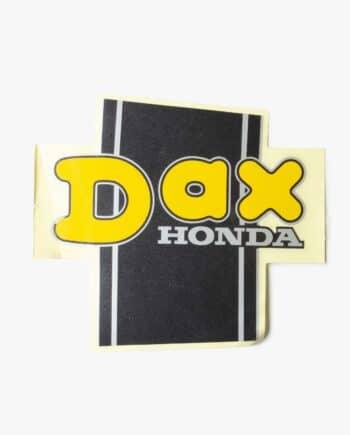 Fuel tank sticker Honda Dax NT (8832)