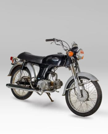 Honda CD50S Benly Zwart