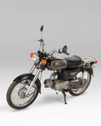 Honda CD50 Benly Black