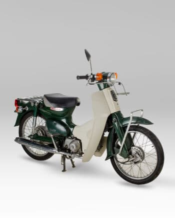 Honda C50 Super Cub Green