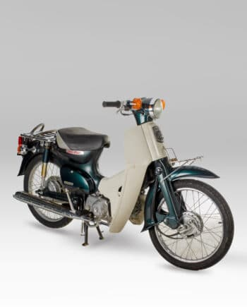 Honda C50 Super Cub Blue
