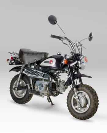 Honda Monkey Purple - 35 km
