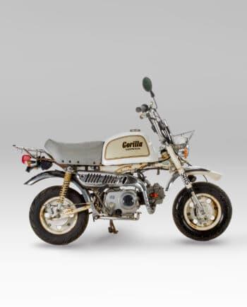 Honda Gorilla White Special