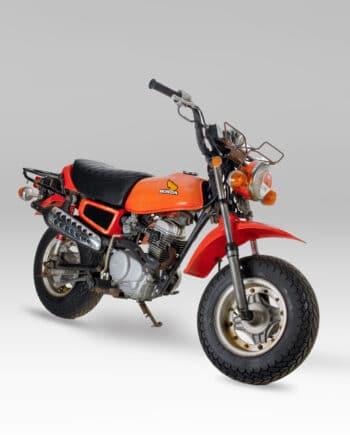 Honda CY50 R&P Rood