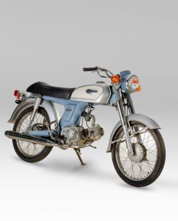 Honda CD50S Benly Light Blue