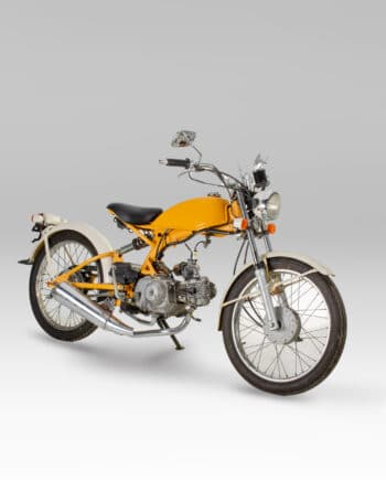 Honda AC17 Solo 50 Yellow