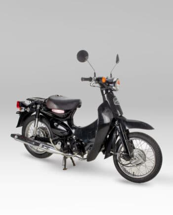 Honda Little Cub FI Injectie Zwart