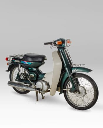 Yamaha Mate 50 Green